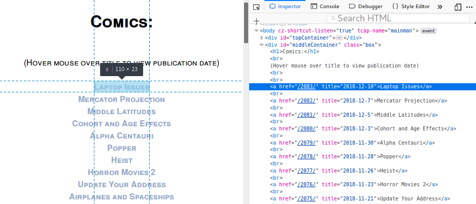 A web scraping toolkit for journalists – Journocode